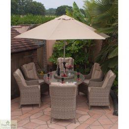 Casamoré Corfu Oval 6 Seater Dining Set_1