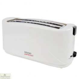 Ivory 4 Slice Toaster