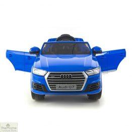 Audi Blue Ride on Car_1