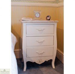 Casamoré Devon 3 Drawer Bedside Chest_1