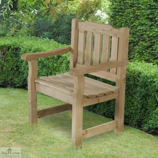 Wooden Garden Chair_1