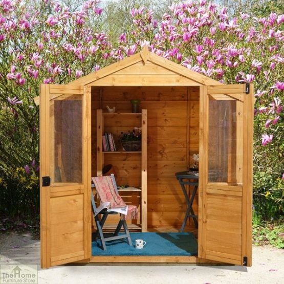 7 x 5 Wooden Summerhouse_2