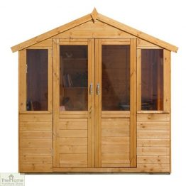 7 x 5 Wooden Summerhouse_1