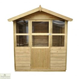Compact Wooden Summerhouse