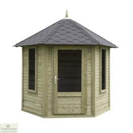 Small Wooden Summerhouse