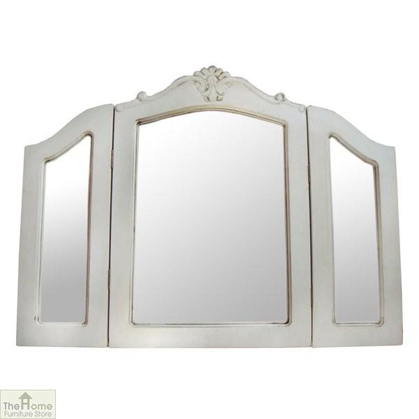 Devon Shabby Chic Dressing Table Mirror