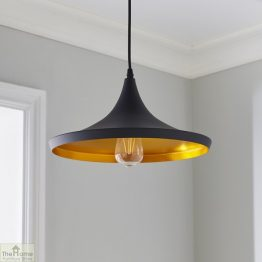 Black Pendant Light_1