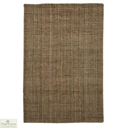 Natural Rectangular Jute Rug