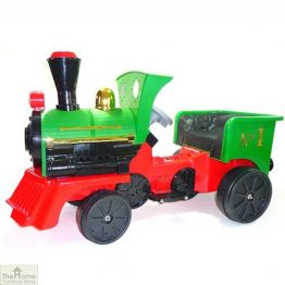Ride on Train and Pedal Coal Truck_3