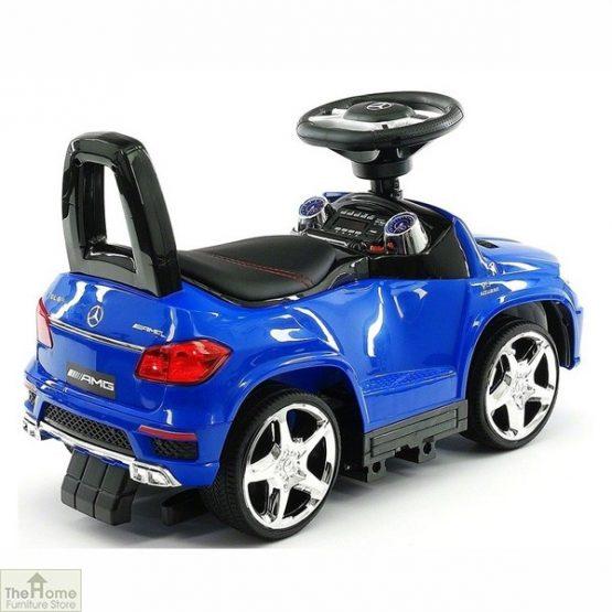 Licensed Mercedes Foot to Floor Ride on Car_21