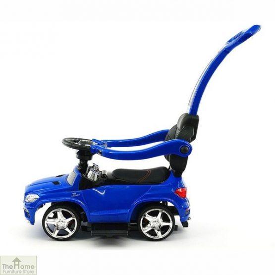 Licensed Mercedes Foot to Floor Ride on Car_17