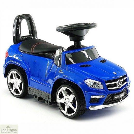 Licensed Mercedes Foot to Floor Ride on Car_18