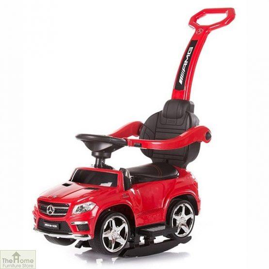 Licensed Mercedes Foot to Floor Ride on Car_2