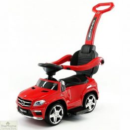 Licensed Mercedes Foot to Floor Ride on Car_1