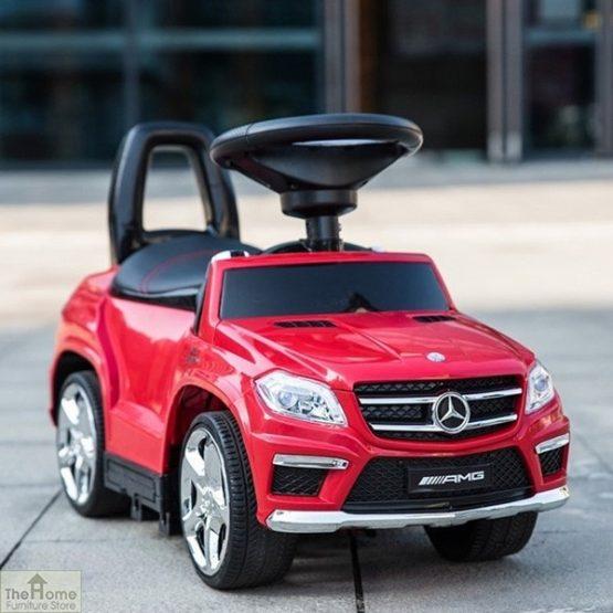 Licensed Mercedes Foot to Floor Ride on Car_4