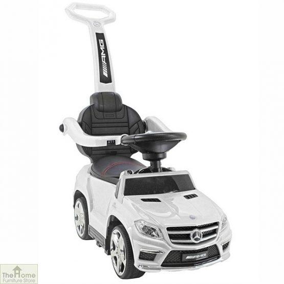 Licensed Mercedes Foot to Floor Ride on Car_8
