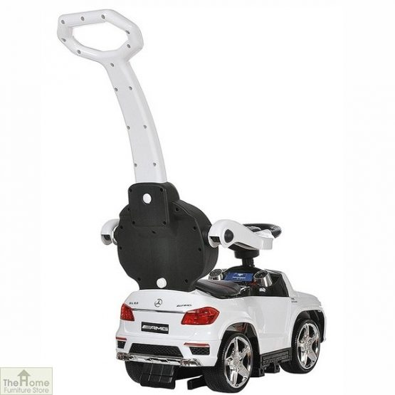 Licensed Mercedes Foot to Floor Ride on Car_11