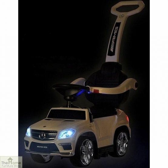 Licensed Mercedes Foot to Floor Ride on Car_13