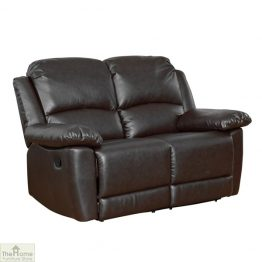 Ontario Leather 2 Seat Reclining Sofa