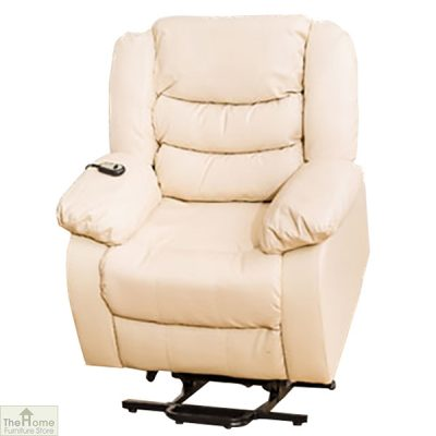 Verona Leather Reclining Armchair_6