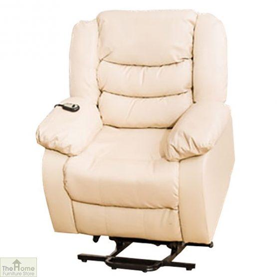 Verona Leather Reclining Armchair_6