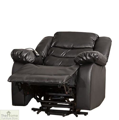 Verona Leather Reclining Armchair_1