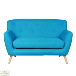 Kingston Fabric 2 Seat Sofa
