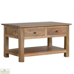 Chunky 4 Drawer Coffee Table_1