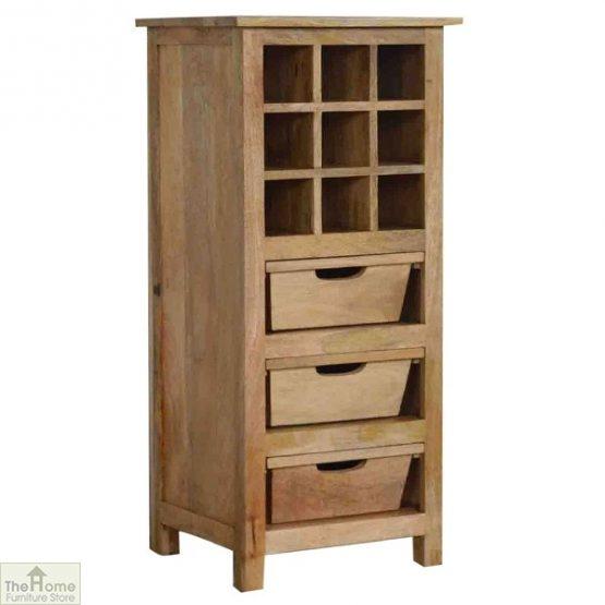 3 Drawer Wine Cabinet_1