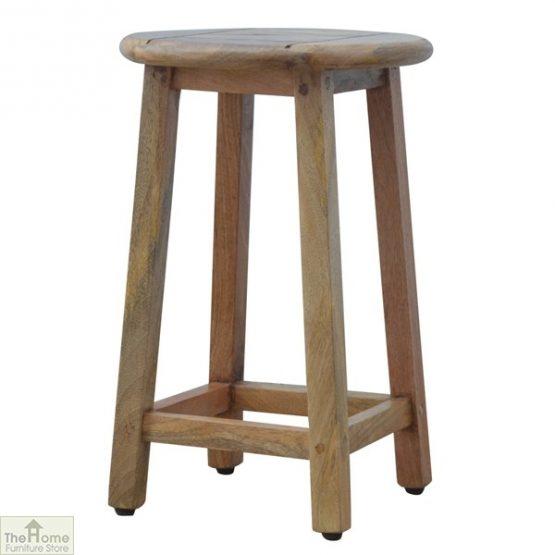 Wooden Breakfast Table Set_11