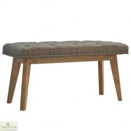 Tweed Wooden Bench_1
