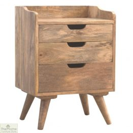 Winchester Natural 3 Drawer Bedside Table_1