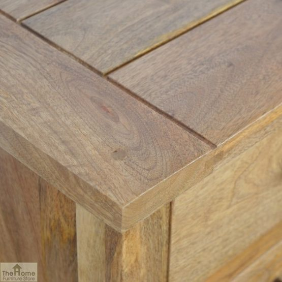 Country 3 Drawer Bedside Table_6