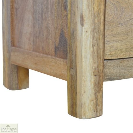 Country 3 Drawer Bedside Table_7