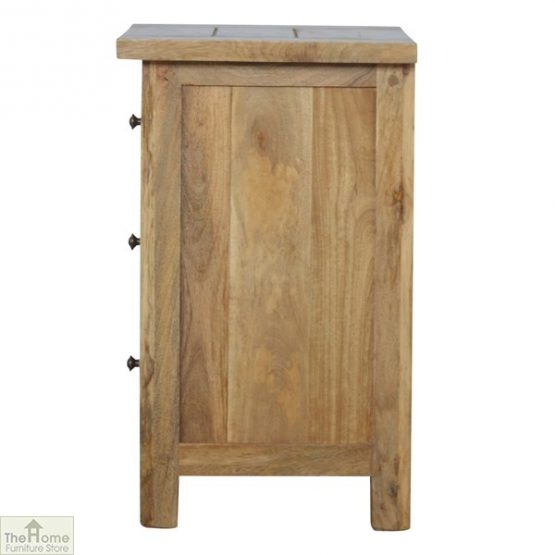 Country 3 Drawer Bedside Table_3