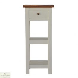 Woodbridge 1 Drawer Telephone Table