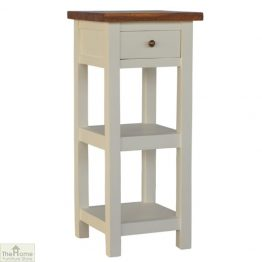 Woodbridge 1 Drawer Telephone Table_1