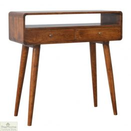 Curved 2 Drawer Console Table_1