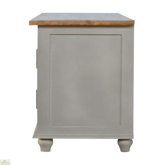 Grey 2 Door 1 Drawer TV Unit_3