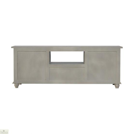 Grey 2 Door 1 Drawer TV Unit_2