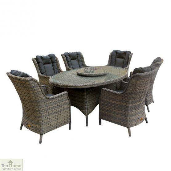 Casamoré Corfu Woodash 6 Seater Oval Dining Set_11