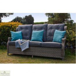 Casamoré Corfu Woodash 3 Seater Sofa