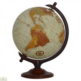 Small Vintage Globe