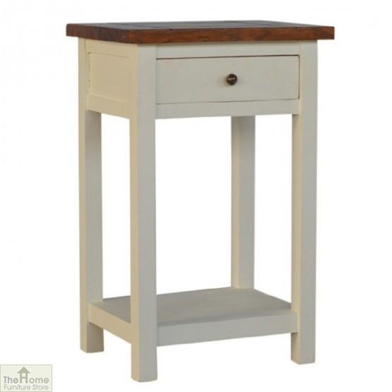 Woodbridge 1 Drawer 1 Shelf End Table_1