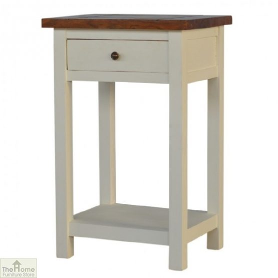 Woodbridge 1 Drawer 1 Shelf End Table_2