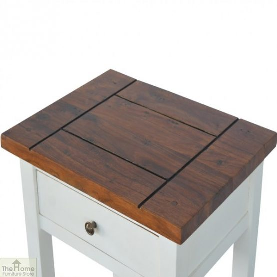 Woodbridge 1 Drawer 1 Shelf End Table_3