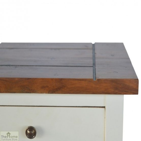 Woodbridge 1 Drawer 1 Shelf End Table_4