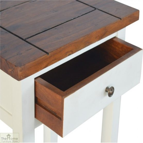 Woodbridge 1 Drawer 1 Shelf End Table_5