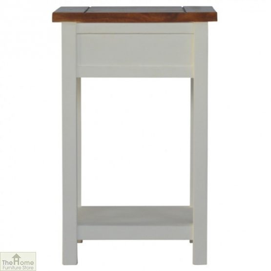 Woodbridge 1 Drawer 1 Shelf End Table_7
