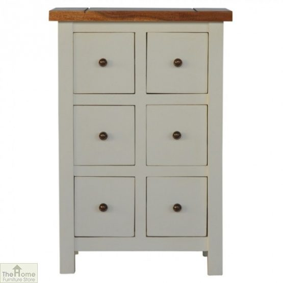 Woodbridge 6 Drawer Chest